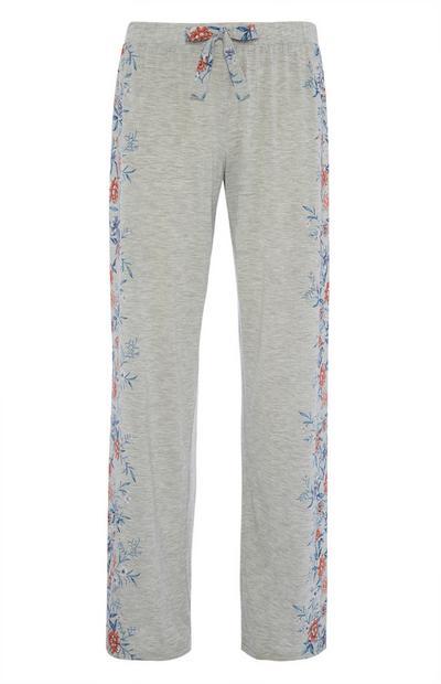 Grey Pyjama Trouser