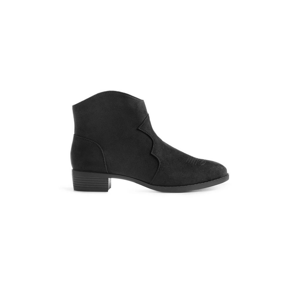 ad8adfa2950 Black Western Boot | Boots | Shoes & Boots | Womens | Categories ...
