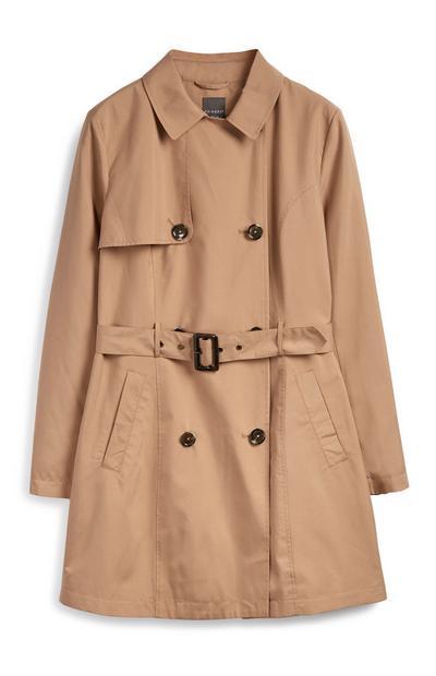 Camel Mac Jacket