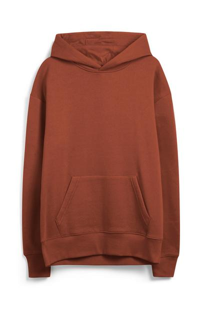 Burnt Orange Hoody