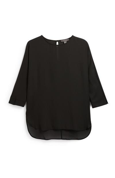 Black Shell Top