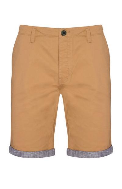 Light Brown Shorts