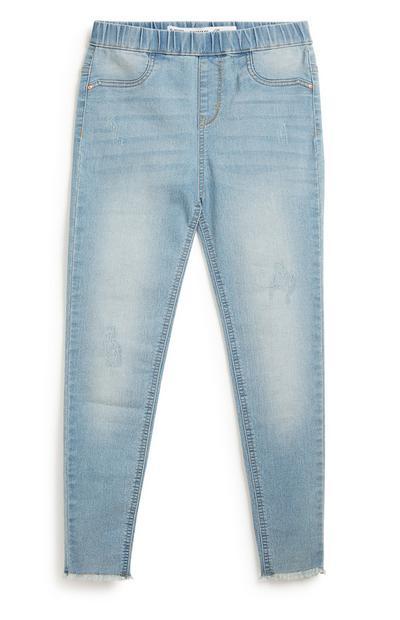 Older Girl Skinny Jean