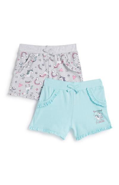 Younger Girl Short 2Pk