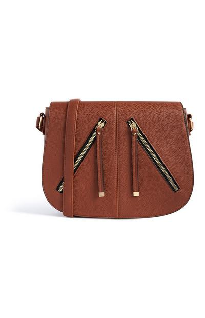 Tan Crossbody Bag