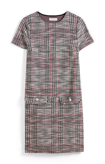 Boucle Tunic Dress
