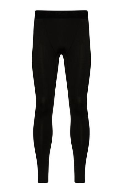 Black Running Legging