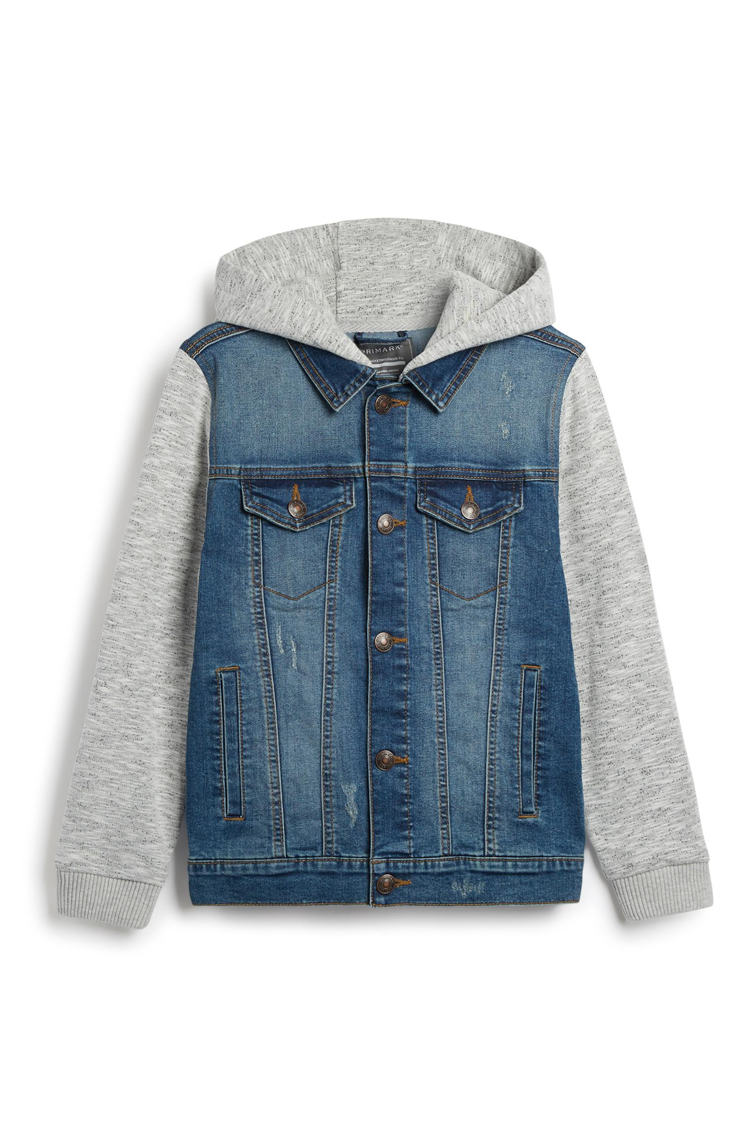 Older Boy Denim Jacket