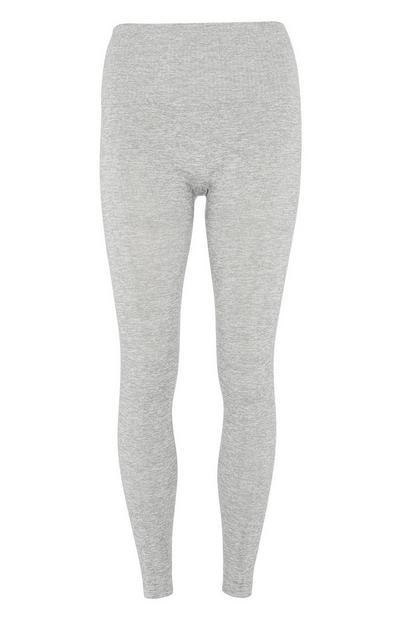 Grey Sport Legging