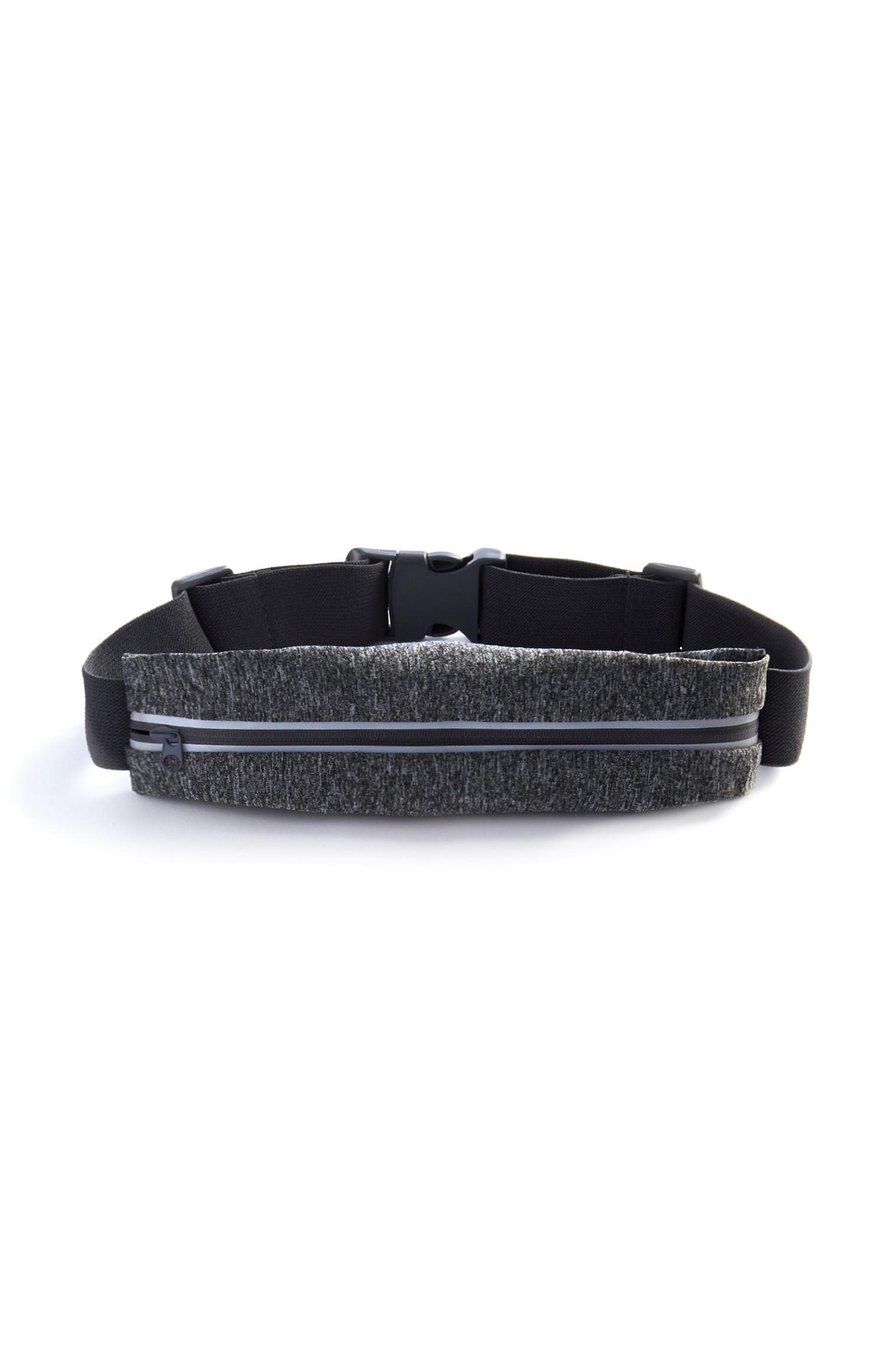 Grey Workout Waist Pack
