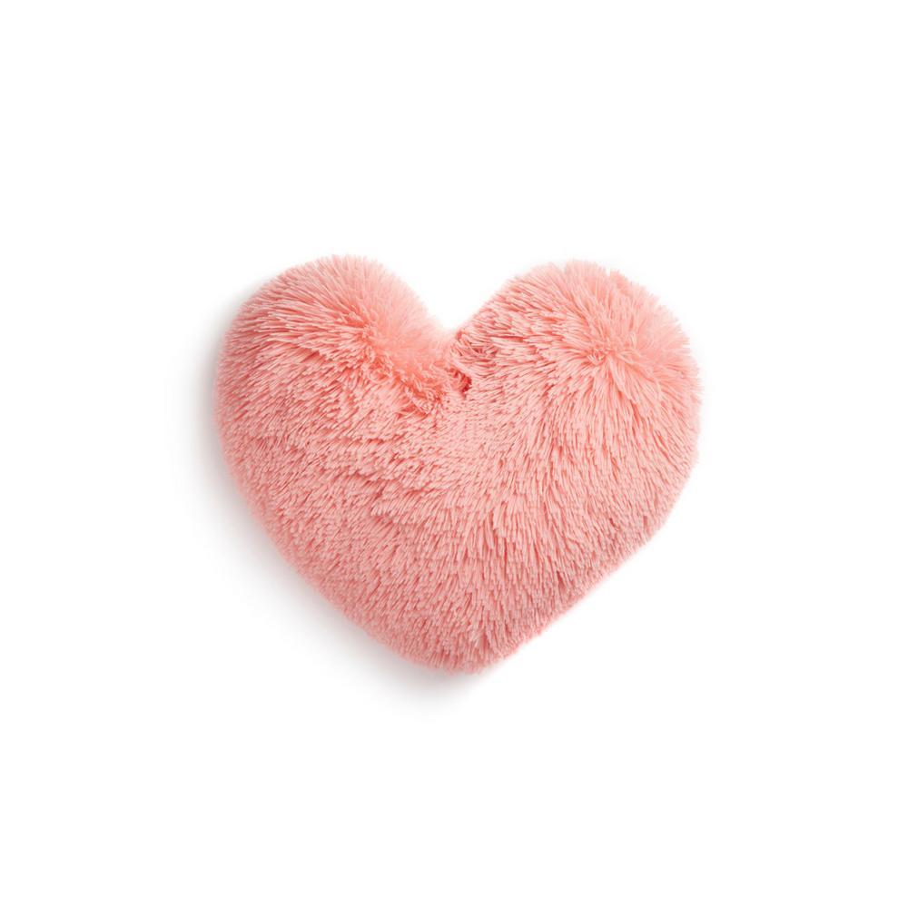 a0349a9853b79f Almofada forma coração cor-de-rosa   Almofadas   Artigos para a casa ...