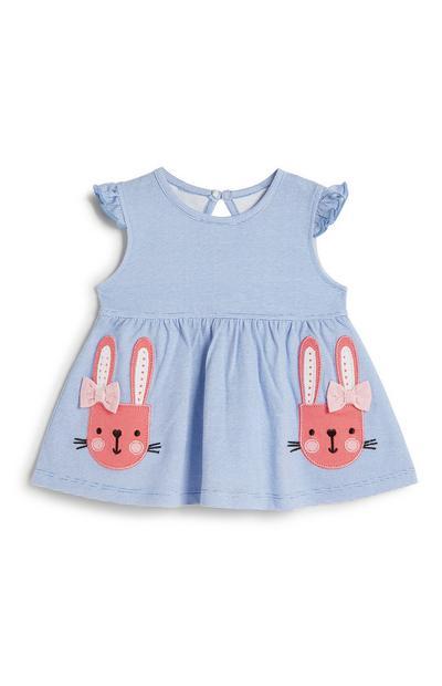 Baby Girl Rabbit Dress