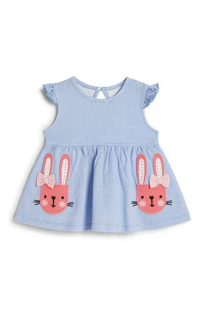 Baby Girl Rabbit Dress