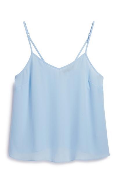 Blue Cami