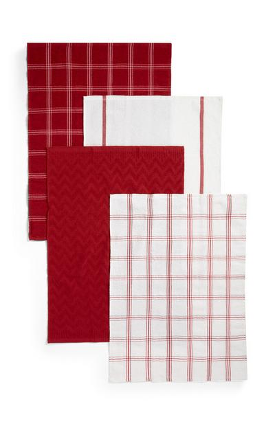 Tea Towel 4Pk