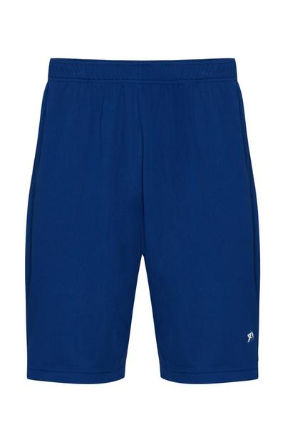 Blue Sport Short