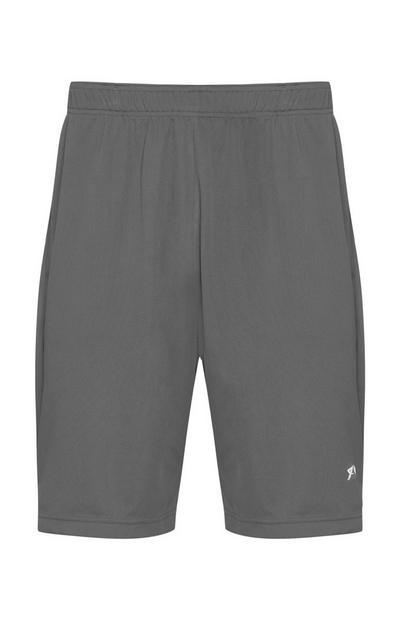 Grey Sport Short