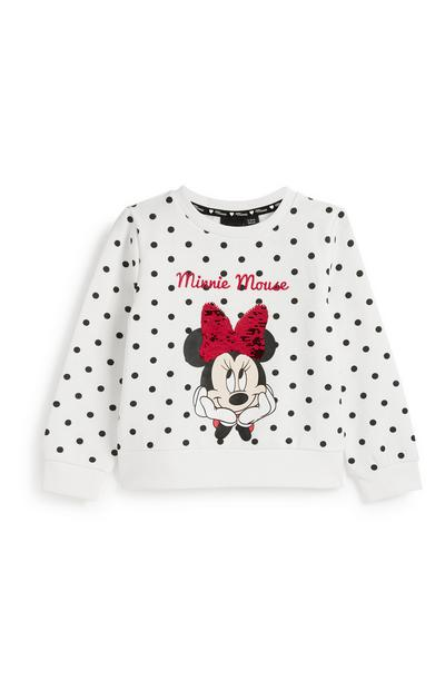 Younger Girl Minnie Mouse Top