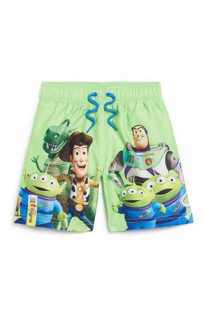 Younger Boy Toy Story Swim Short