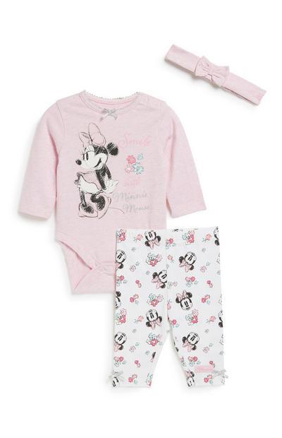 Minnie Mouse 3Pc Set