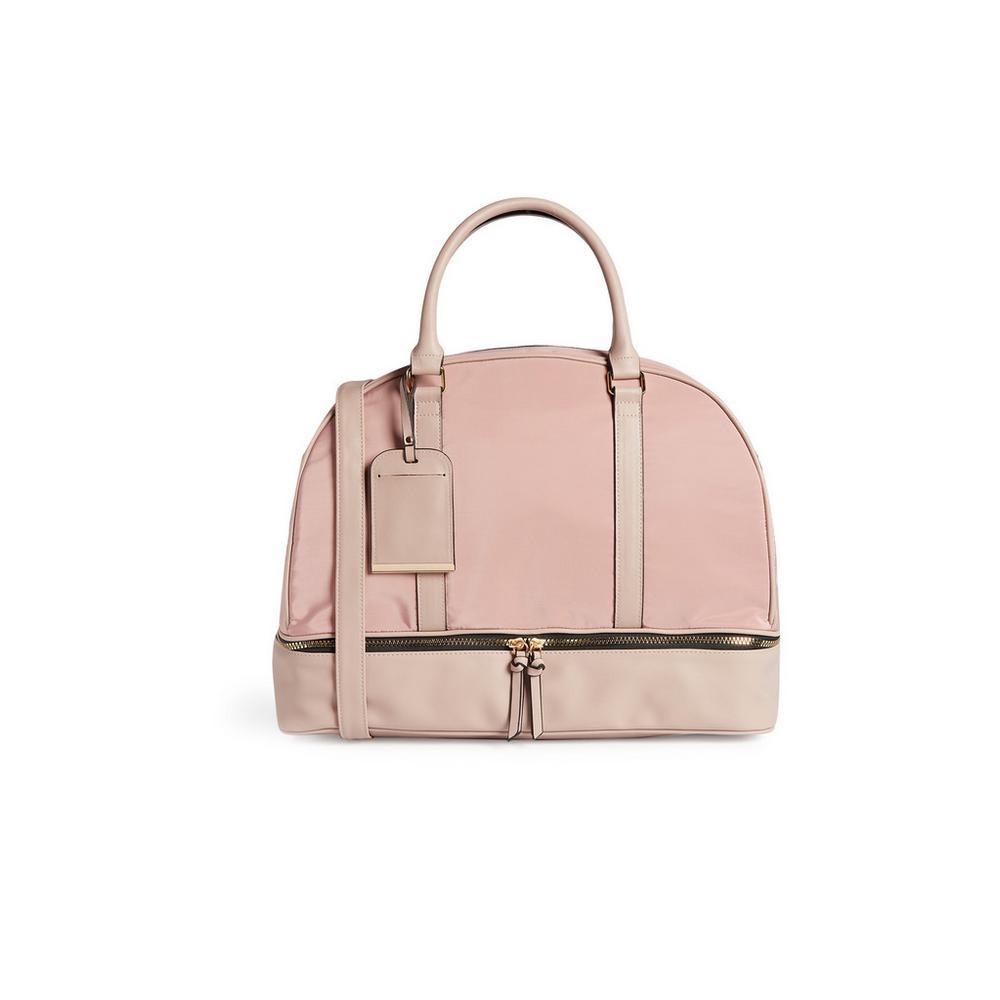 Pink Weekender Bag Bags Purses Accessories Womens