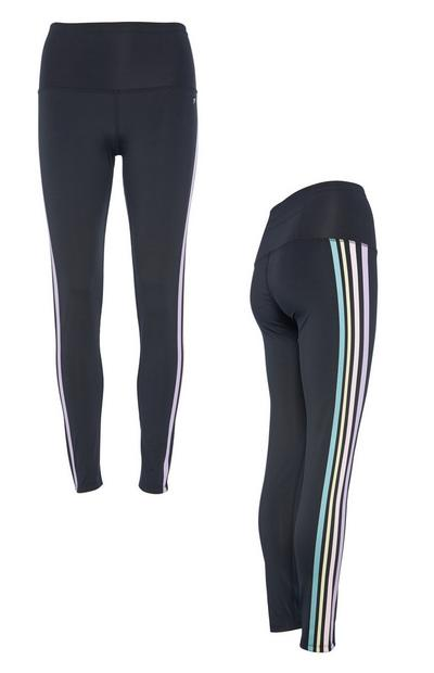 Pastel Side Stripe Legging