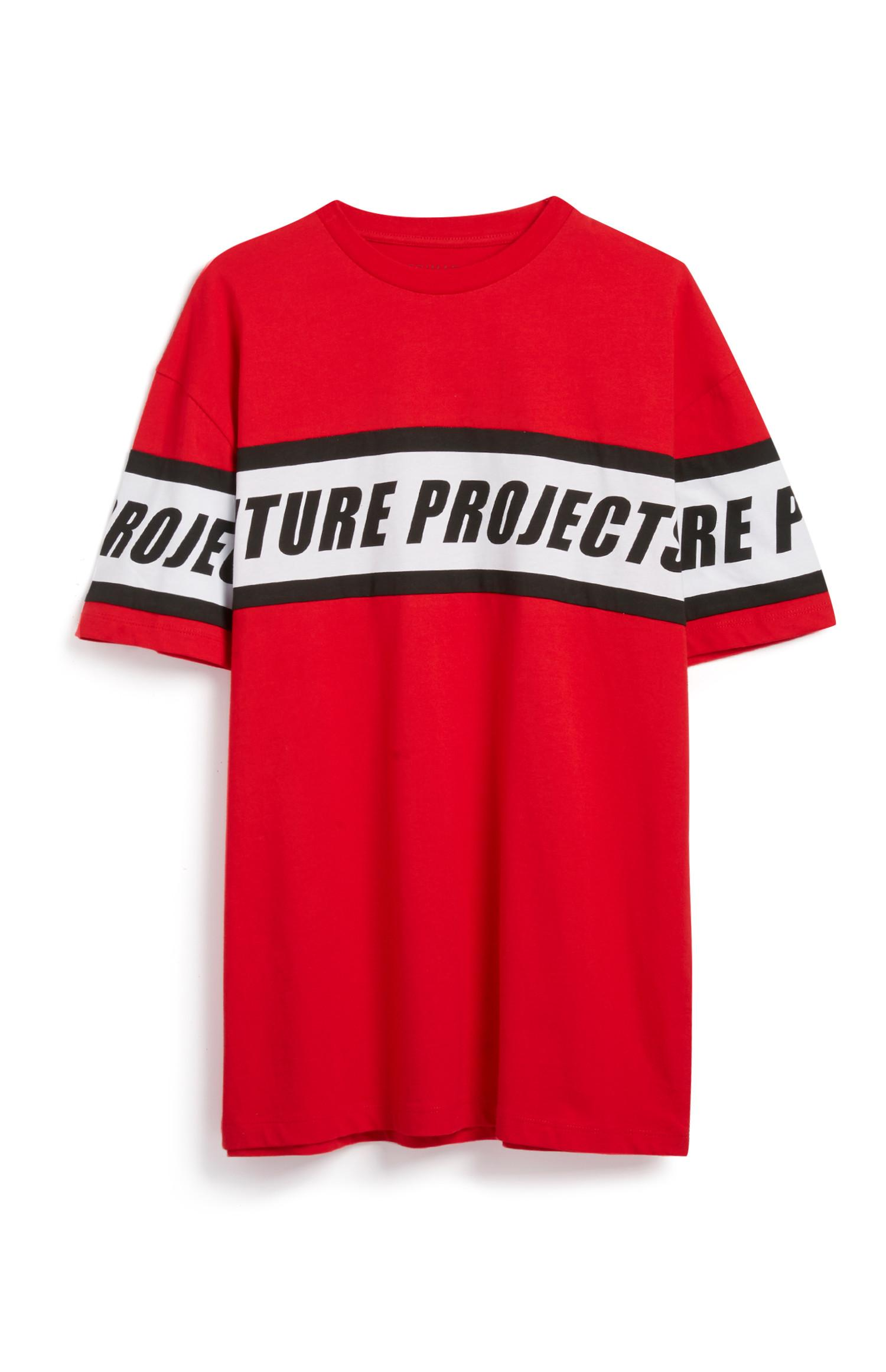 T-shirt Future Projects