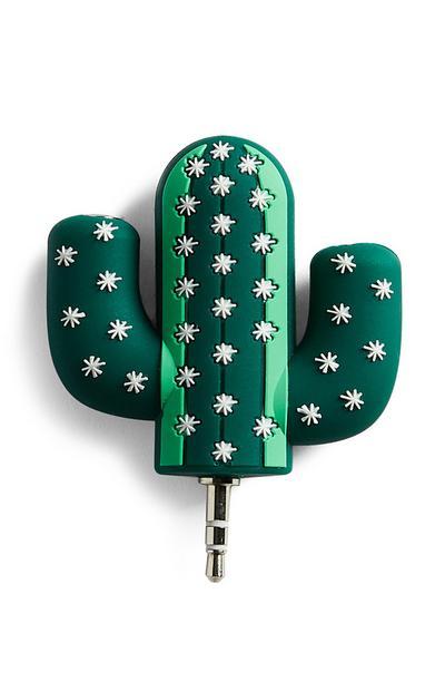 Cactus Earphone Splitter