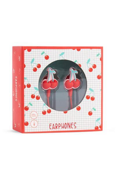 Cherry Headphones