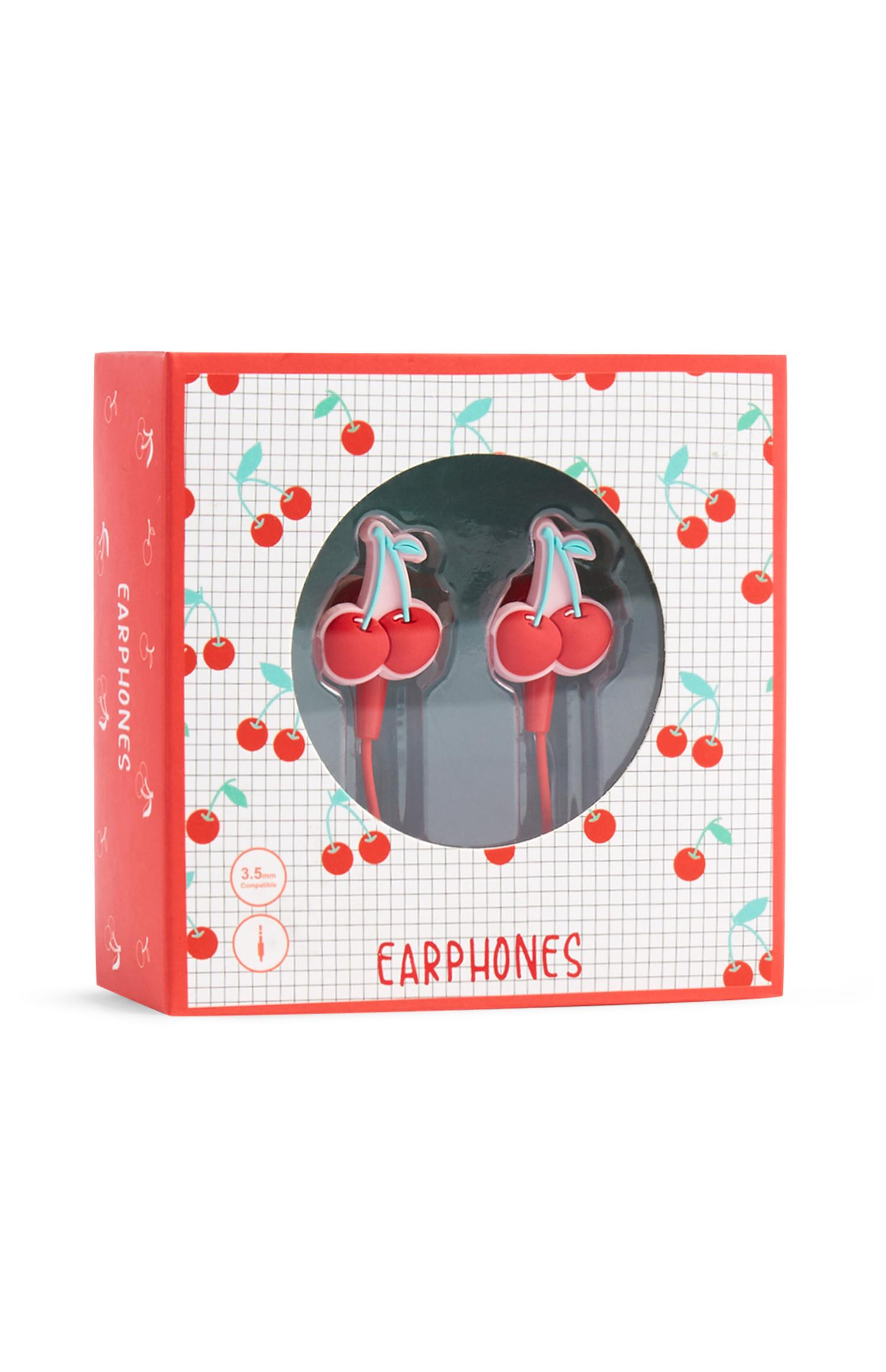 Cherry Headphones