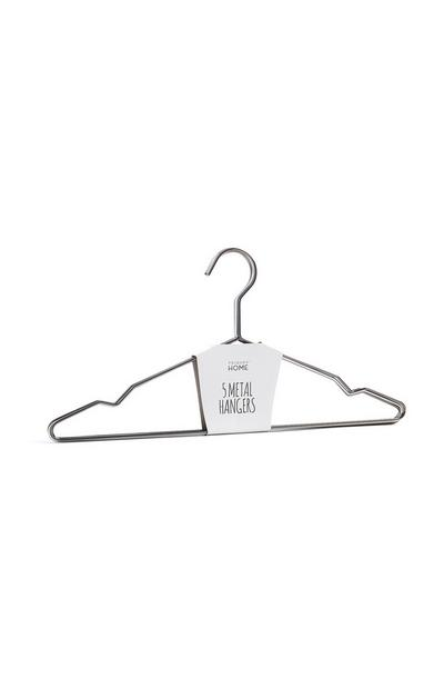 Metal Hanger 5Pk