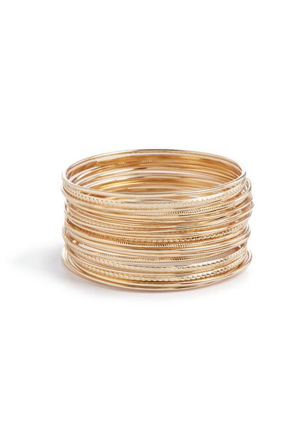 Mixed Bangle 24Pk