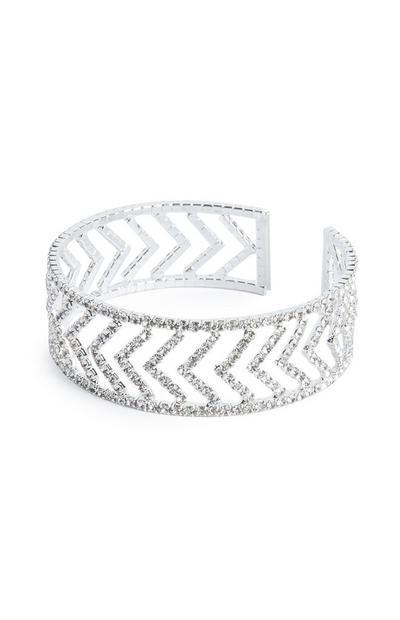 Diamante Cuff