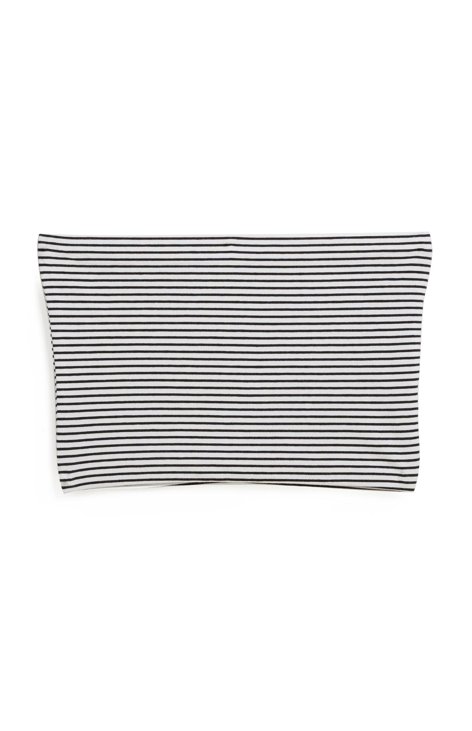 Striped Bandeau