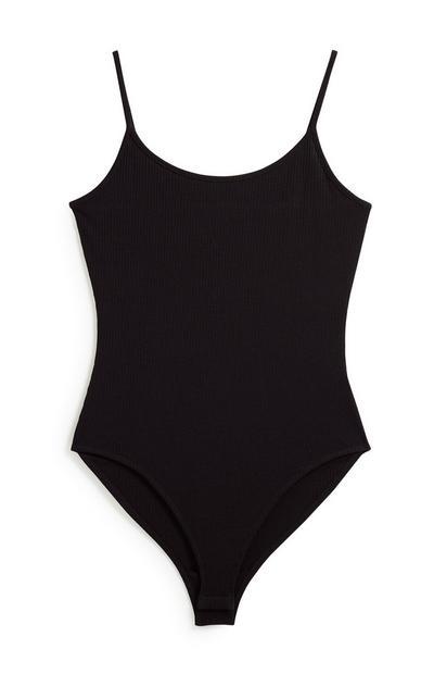 Black Cami Bodysuit