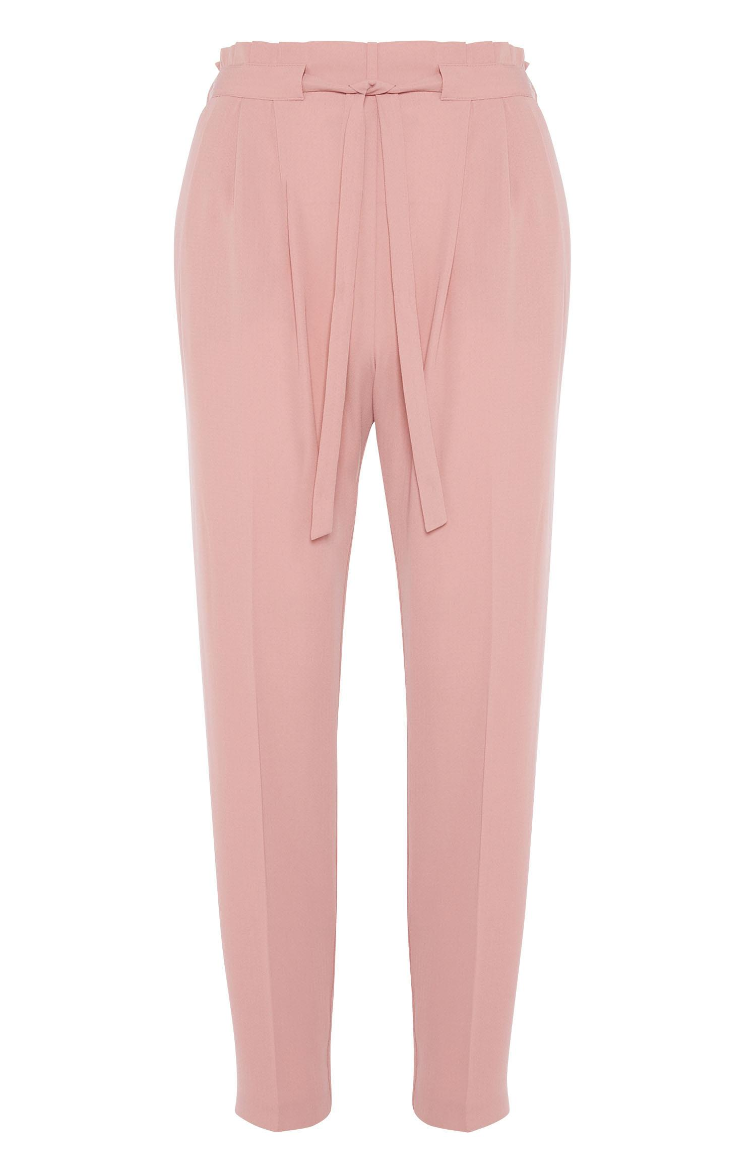 Pink Belted Trouser