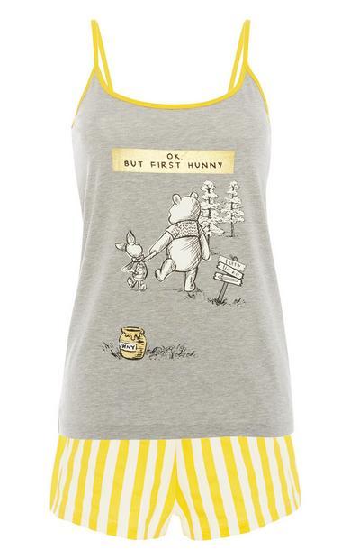 Winnie The Pooh Pyjama Set