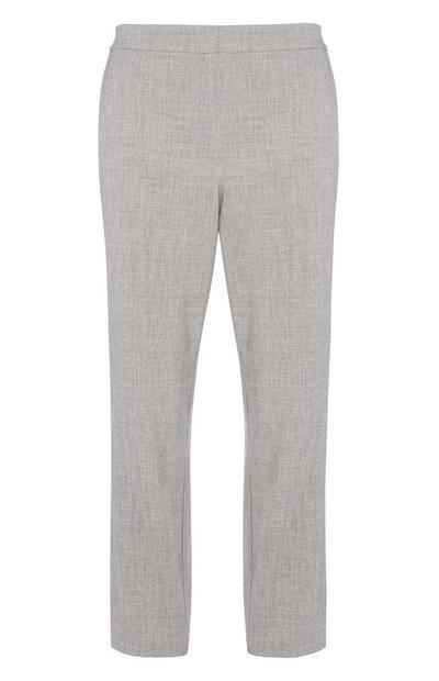 Grey Slim Trouser