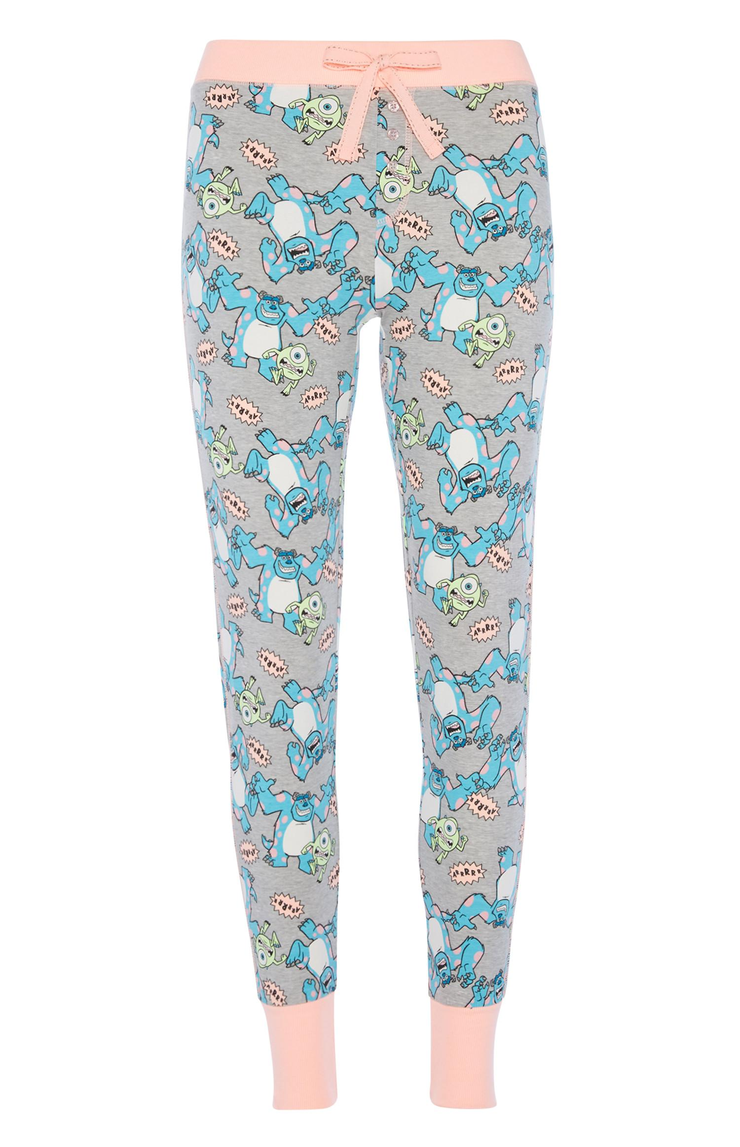 Monsters Inc Pyjama Legging