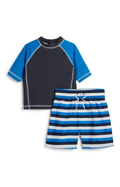 Younger Boy Sunsafe Outfit Set