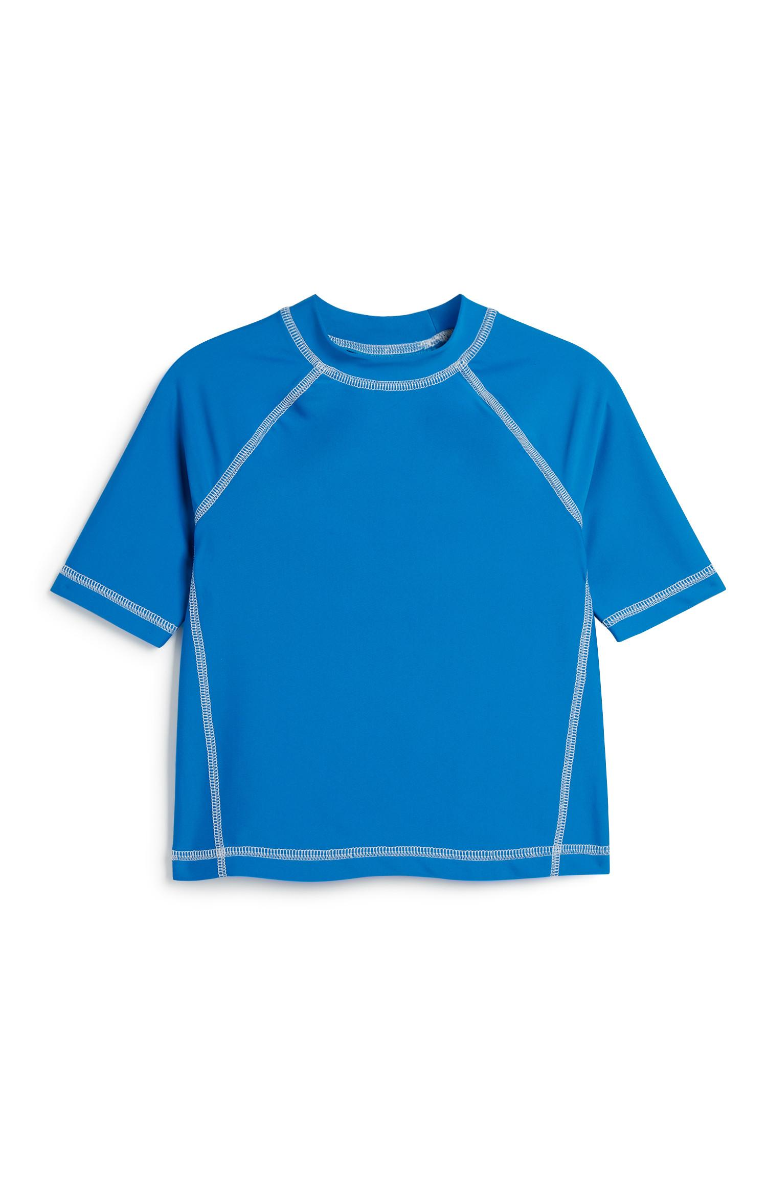 Younger Boy Sunsafe Top