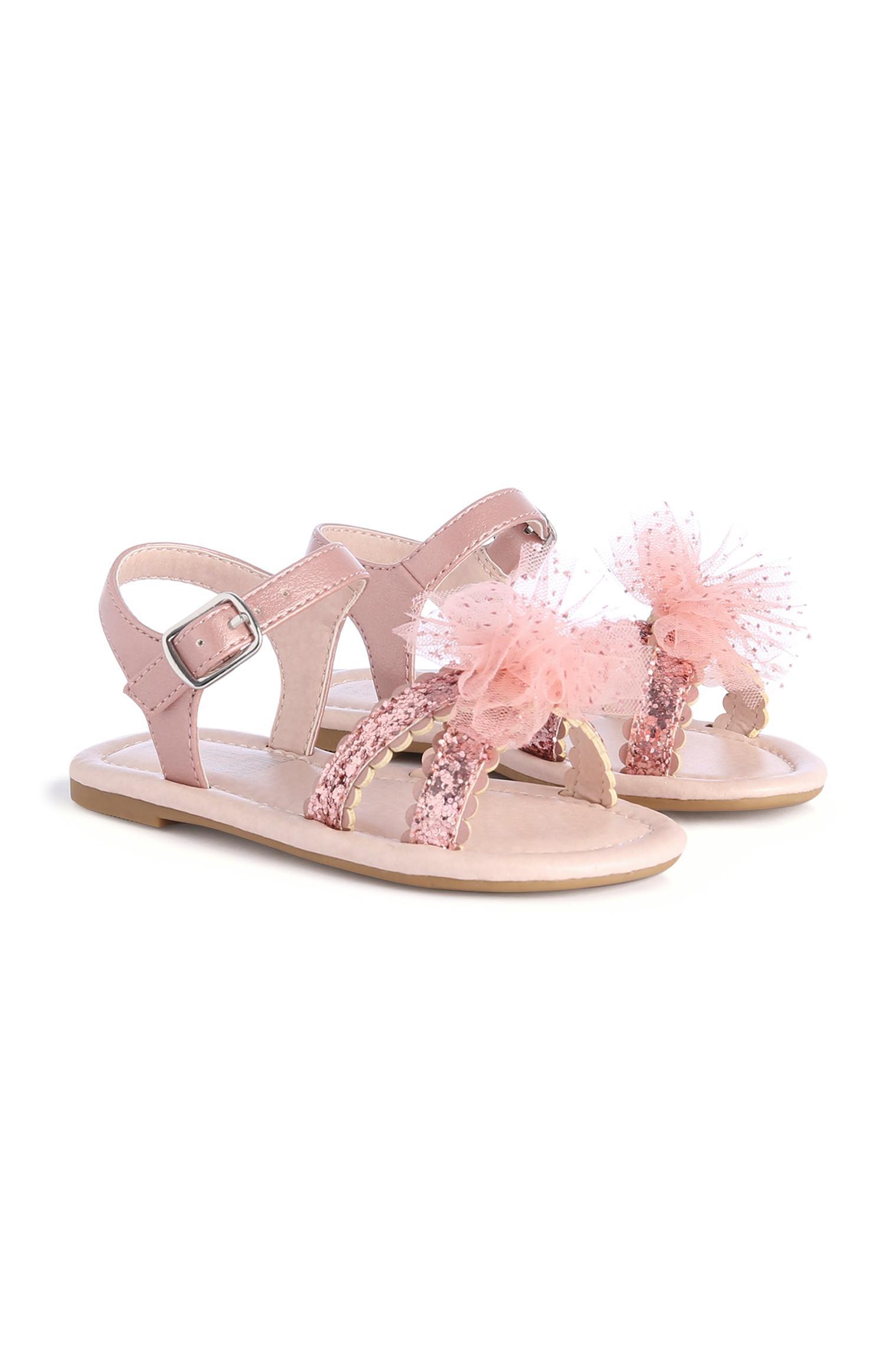 Younger Girl Pink Sandal
