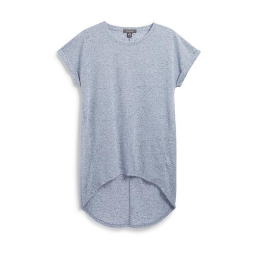 Blue Texture T-Shirt | T-Shirts | Clothing | Womens | Categories ...