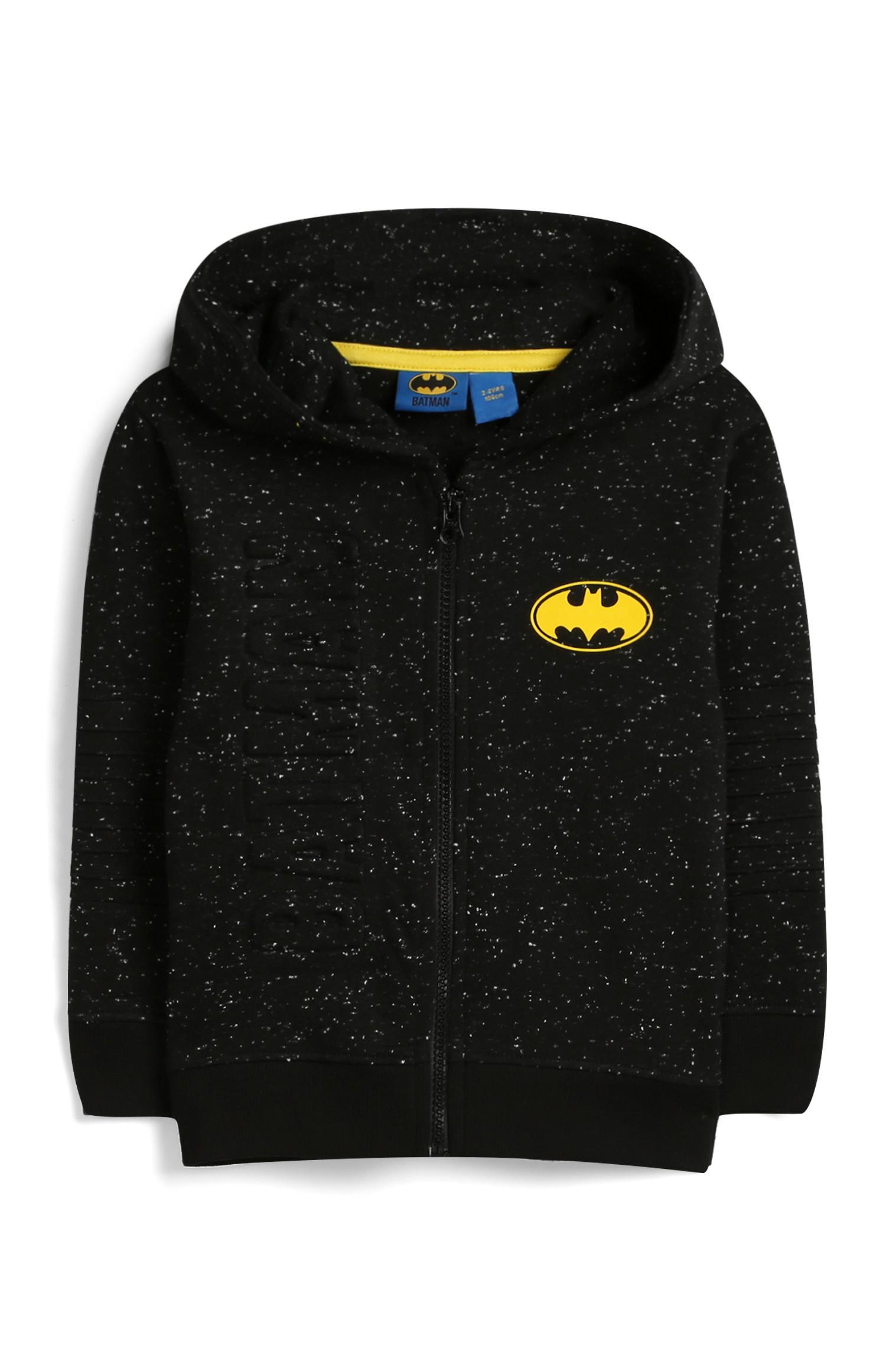 Younger Boy Batman Hoody