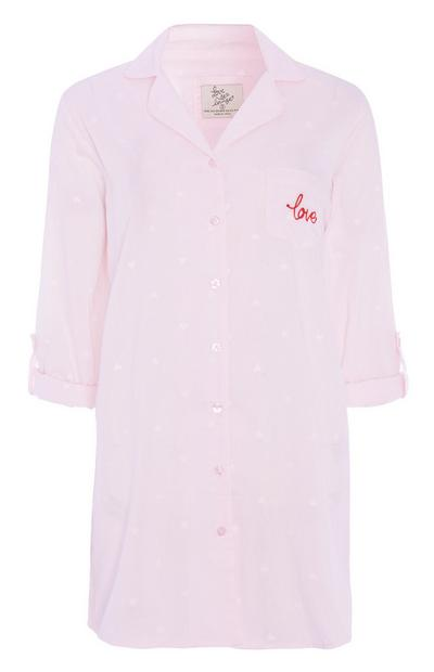 Pink Love Nightshirt
