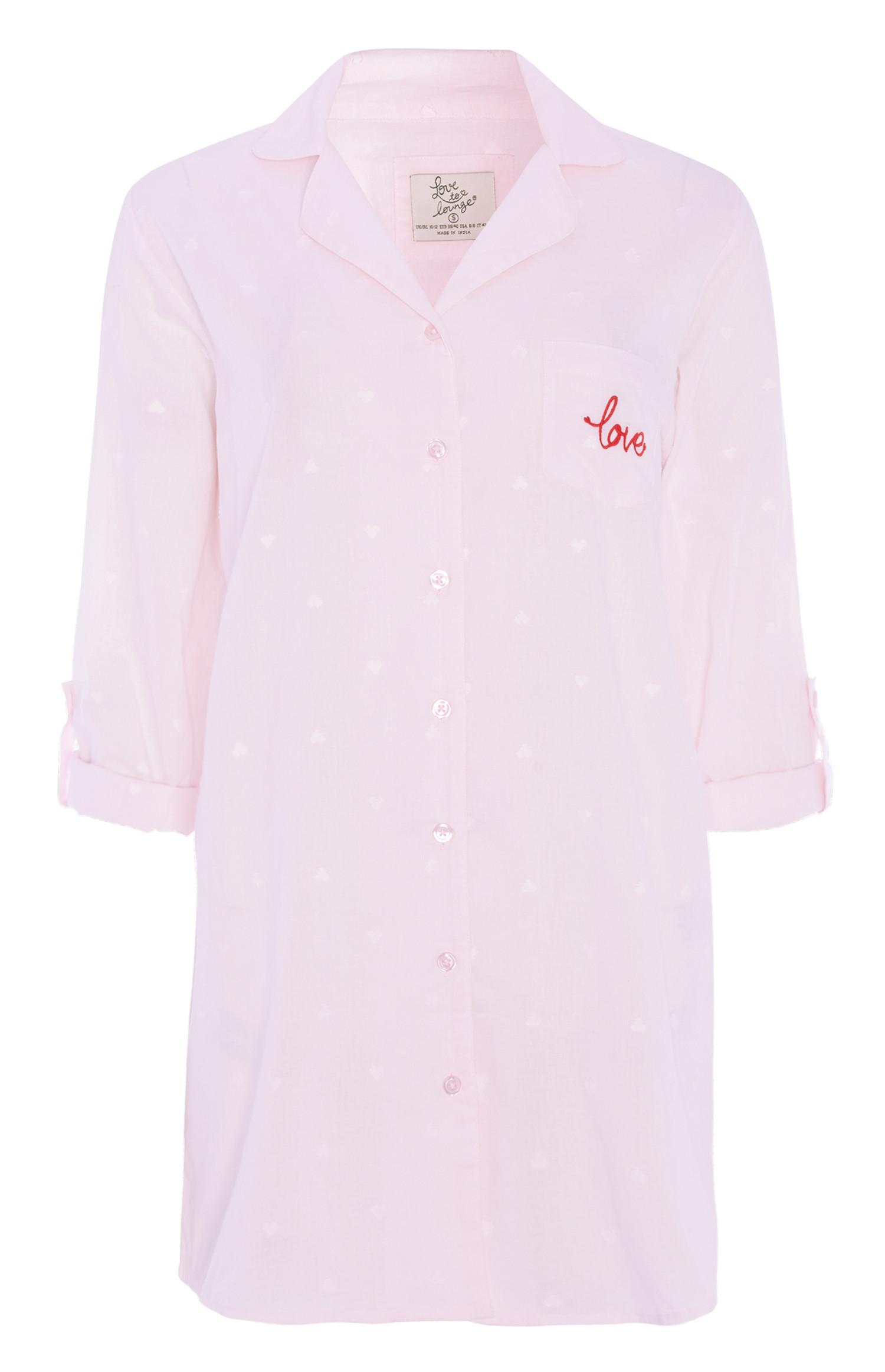Pink Love Nightshirt