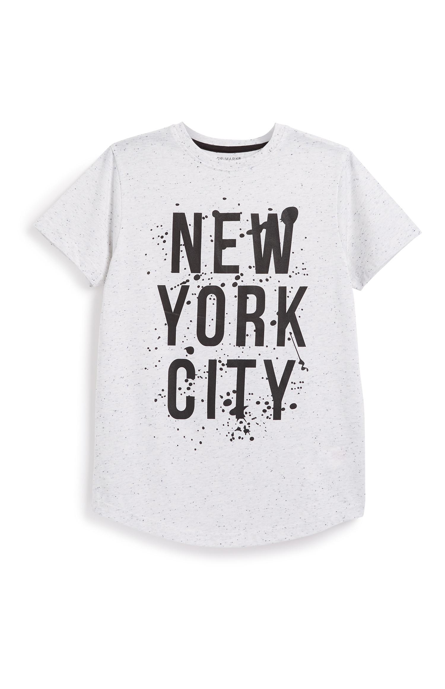 Older Boy New York City T-Shirt