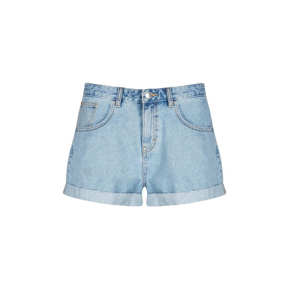 841fa1b215 Blue Mom Jeans Shorts | Shorts | Women's | Categories | Primark USA