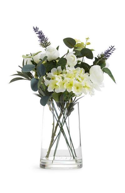 Large Mixed Flowers Vase