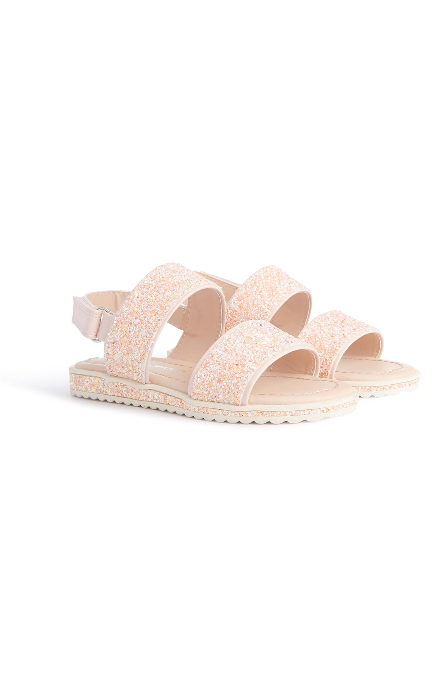 Younger Girl Chunky Sandals
